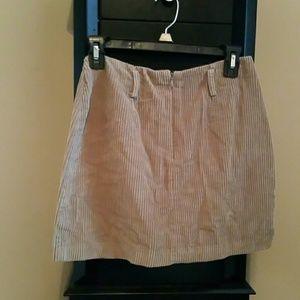 Express Skirts - Vintage corduroy Express skirt